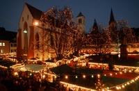 Weihnachtsmarkt Freiburg (Germany)