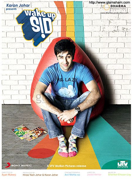 wake up sid - fantastic!!! wanna see it!