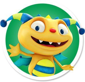 Henry Hugglemonster | Disney Junior