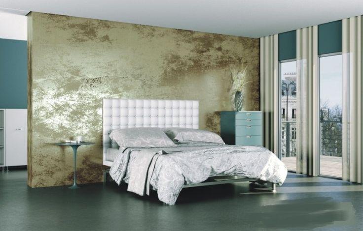 Masa dekoracyjna na bazie żywic akrylowo poliuretanowych do efektów dekoracyjnych na powierzchnie ścian oraz elementów z płyt meblowych do zastosowania wewnętrznego. http://luxinteriors.com.pl/portfolio/metalfin-i-metalfin-hard