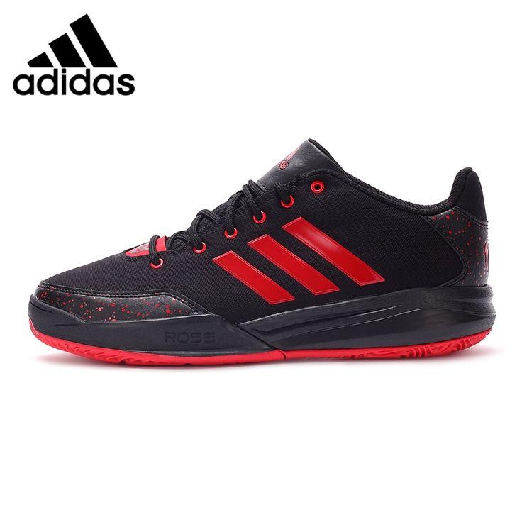 Оригинал Новое Прибытие 2016 Adidas мужские Воздухопроницаемой Сеткой Баскетбольная Обувь Кроссовки бесплатная доставка