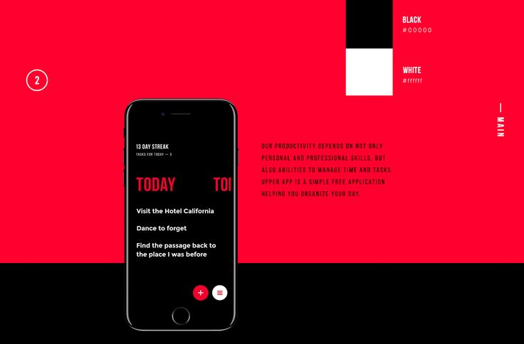 Interaction Design: Upper, Simple To-Do List
