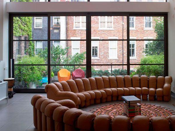 Wow factor! De sede: Interior Design, Sofa, Interiors, Parks, Living Room, Architecture
