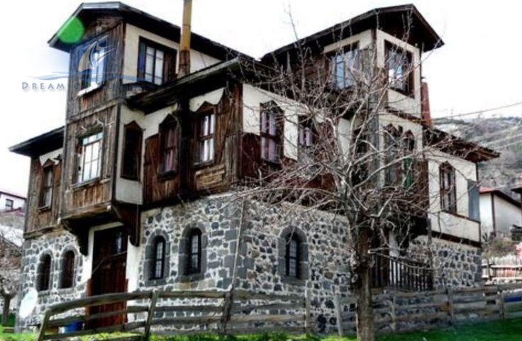 Historical Ankara Houses