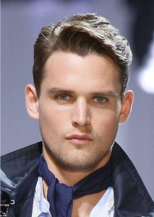Einfache Frisuren Für Kurze Haare Männer Inspiration Männer