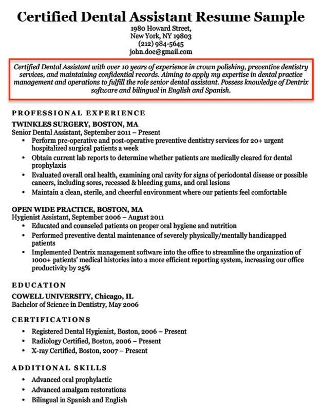 A Resume Objective Examples Resume Templates Resume Objective Examples Resume Objective Statement Medical Assistant Resume