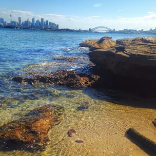 Shark Island, Sydney Harbour | 18 Magical Places You Won't Believe Are Actually In Sydney