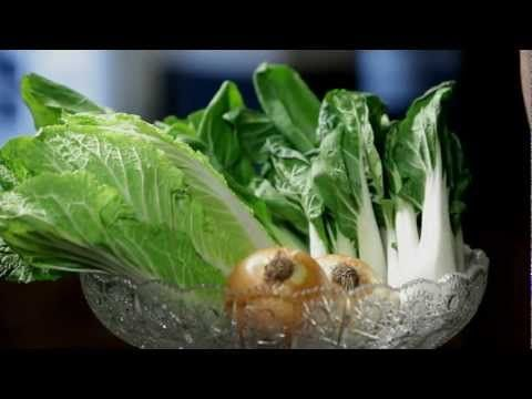 Chinese vegetables - Gok Wan - Gok Cooks Chinese - YouTube