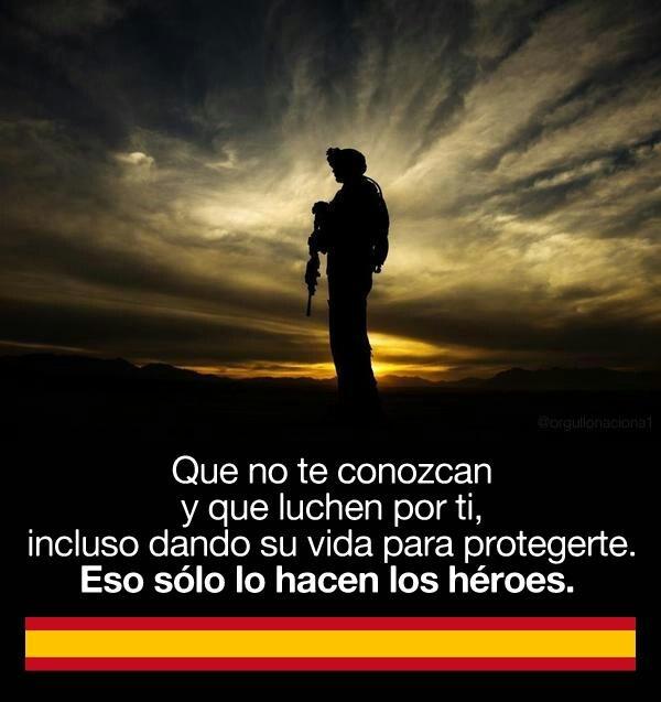 Ejercito Español.
