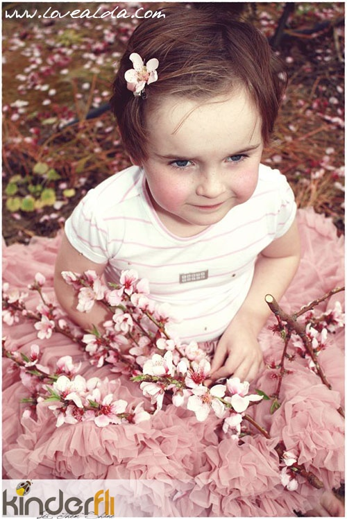 Kinderfli Pink Vintage Tutu Spring 4