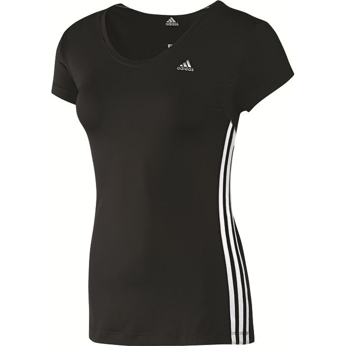 DECATHLON TEE SHIRT MC FEMME CCT CORE TEE NR/BLC  EUR 37.99