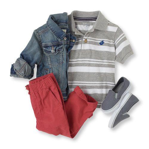 pantalons- 12-18 mois chandails/ chemise 18-24 mois In the Hood