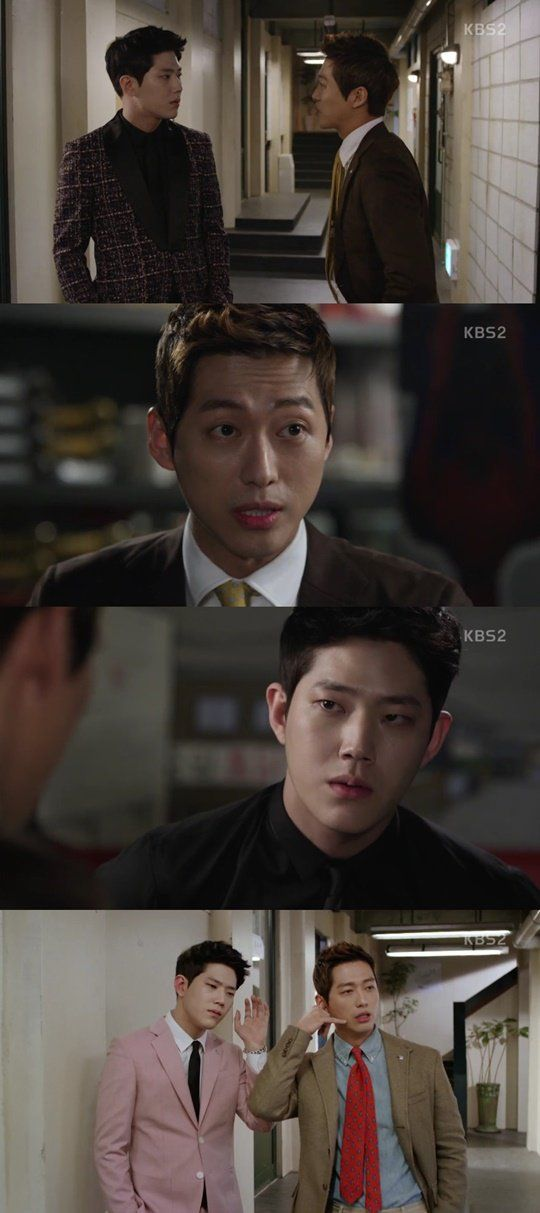 "[Spoiler] ""Chief Kim"" Namgoong Min and Dong Ha's bromance @ HanCinema :: The Korean Movie and Drama Database"