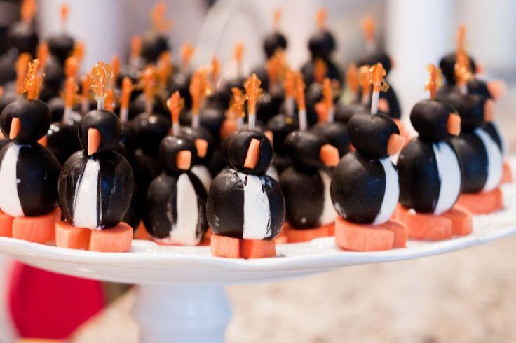 Olive Penguins: Winter Onderland Party