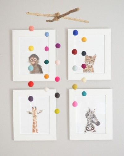 www.animalprintshop.com I'm hoping they ship to Aus, I love love love these for Frankie and the bub's room!!