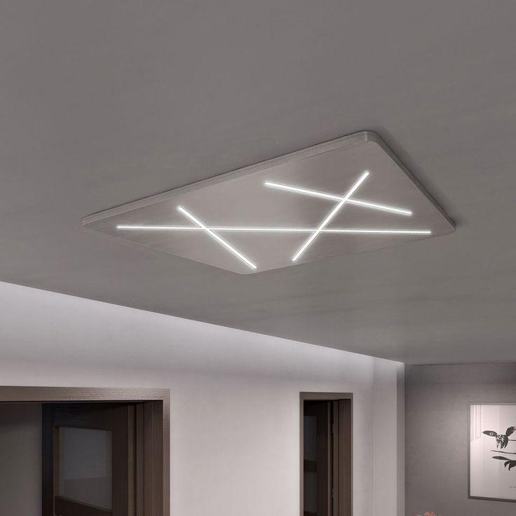 Die besten 25+ LED Garage Deckenleuchten Ideen auf Pinterest - wohnzimmer deckenlampe led