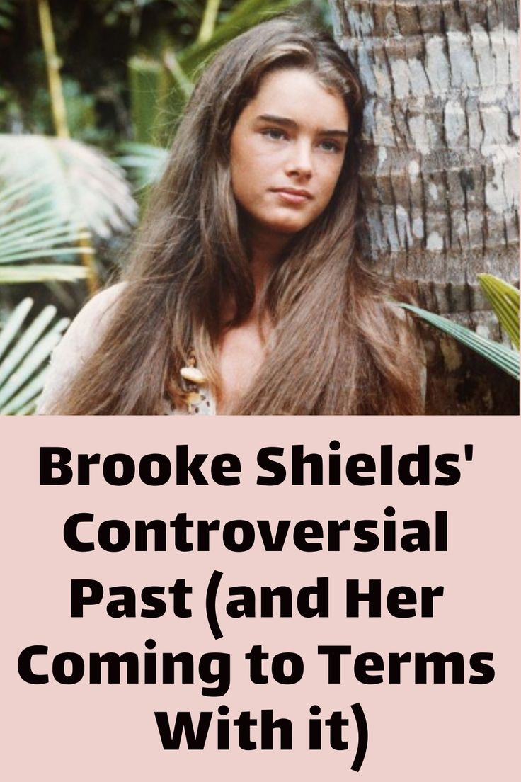 Brooke Shields: Her Controversial Secrets Revealed