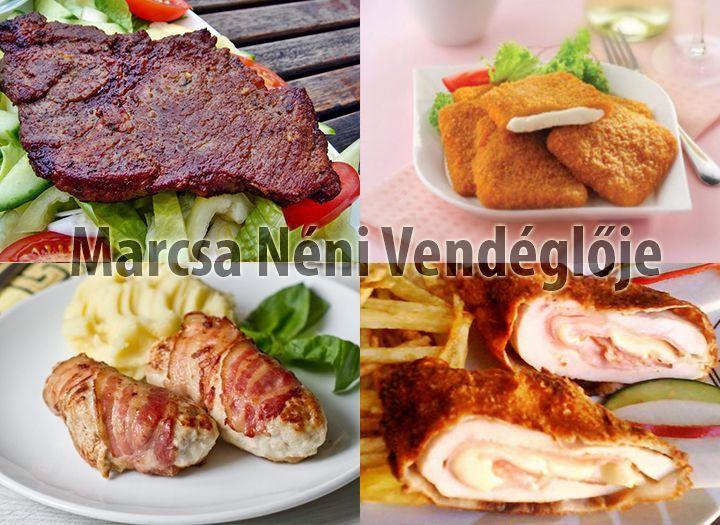 Marcsa néni 2 személyes bőségtálja - Gasztronómia (pl. vacsora, pizza stb.) kupon
