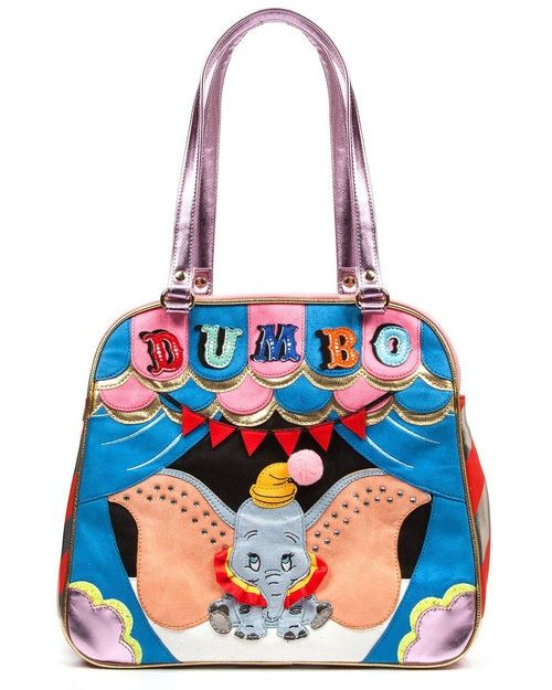 4a204fa7fa604 Irregular Choice x Disney's Dumbo Precious Boy Handbag   Fashionably ...