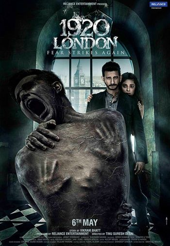 1920 London 2016 Hindi DVDScr x264 700MB | Movies