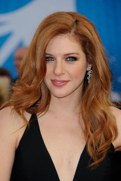 "Rachelle Lefevre during the premiere of ""Sicario"" at 41st Deauville American Film Festival on December 9, 2015..."