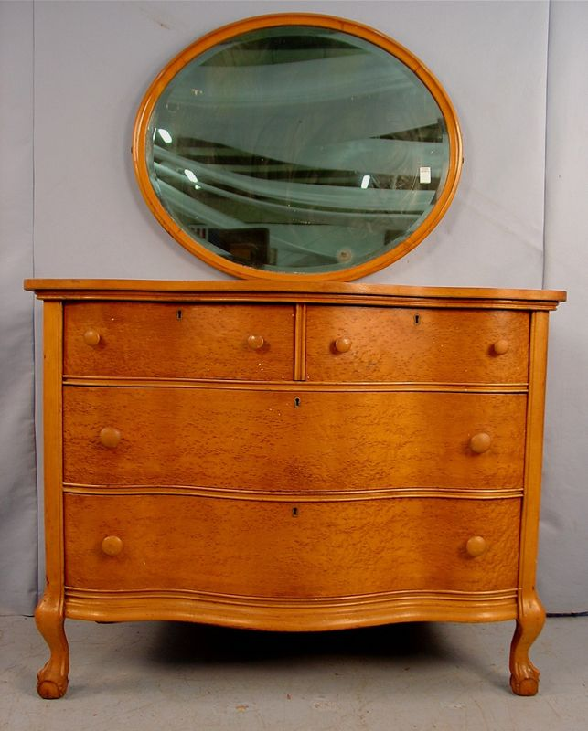 Birdseye Maple Dresser Art Deco Pinterest Cas And
