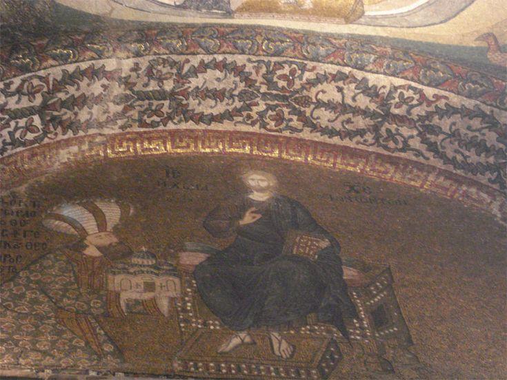 монастырь Хора (Константинополь) | PEMPTOUSIA