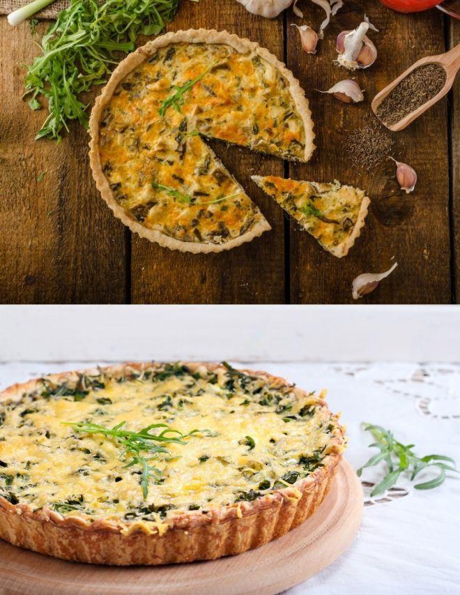 Вкуснейшие пироги с зеленью: самые летние рецепты! Поделись рецептом с друзьями 1. Весенний пирог с ...