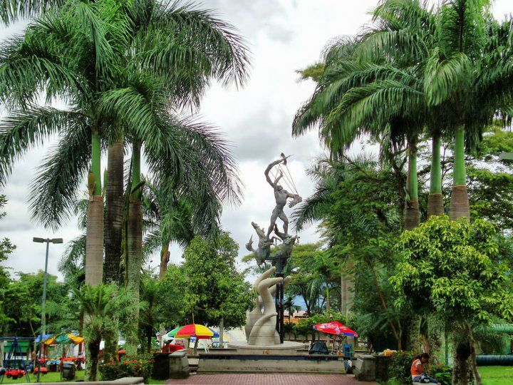 Plaza at Villavicencio, Colombia