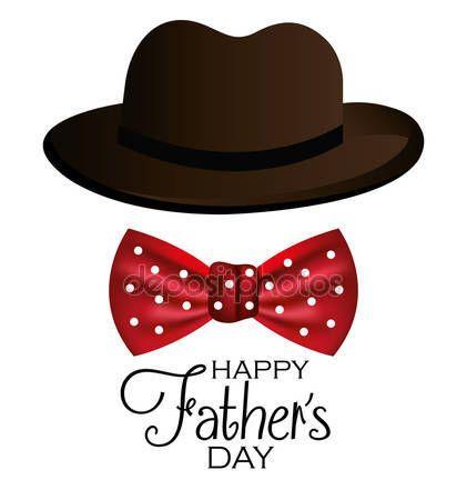 Pobieraj - Ojcowie szczęśliwy dzień karta projekt — Ilustracja stockowa #73252199