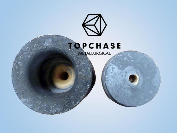 refractory material nozzle for tundish