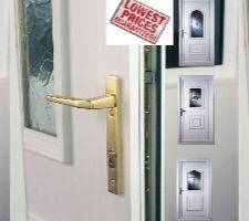 cheap upvc doors online , double glazed doors