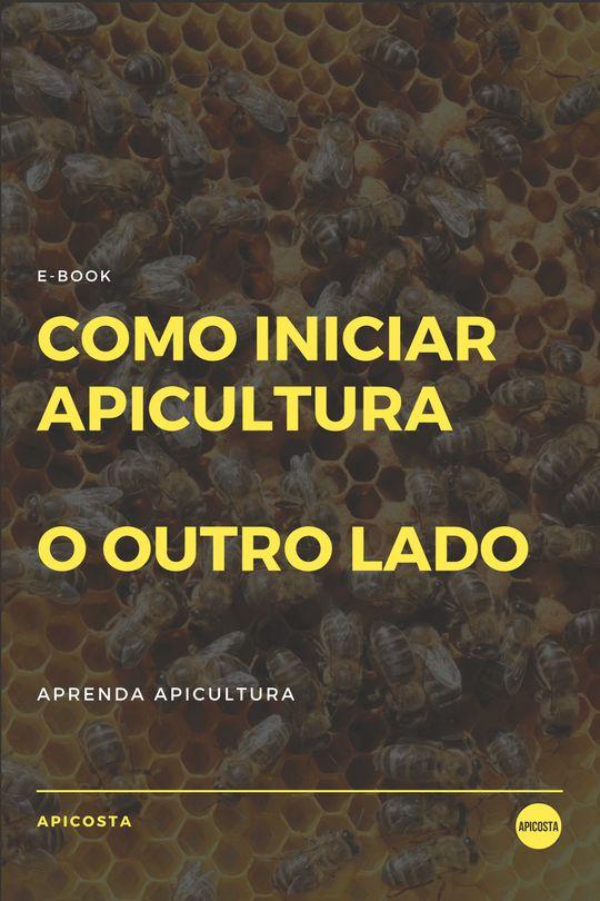 Conhece as Abelhas?Sabe o que fazer na apicultura natural? quer iniciar a apicultura? Como IniciarApicultura-O Outro Lado  abelhas  apicultura e-book colmeias jardim permacultura