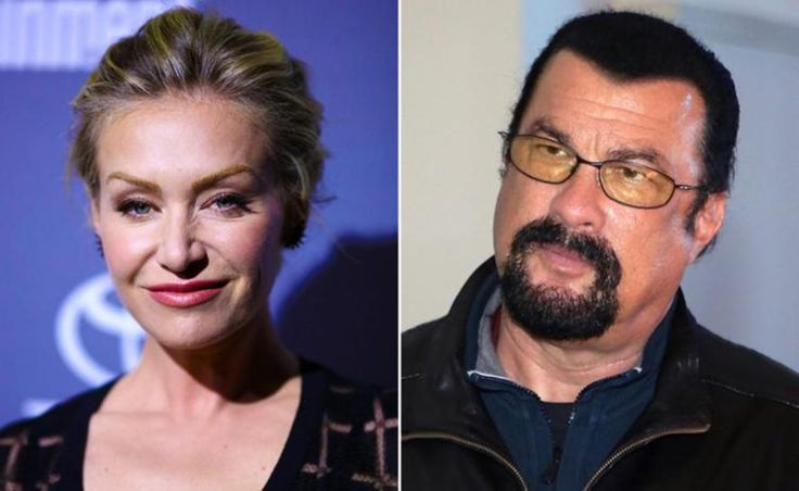 Ellen DeGeneres' Wife  Portia De Rossi Claims Actor Steven Seagal Unzipped His Pants During An Audition #PortiaDeRossi celebrityinsider.org #Entertainment #celebrityinsider #celebrities #celebrity #celebritynews