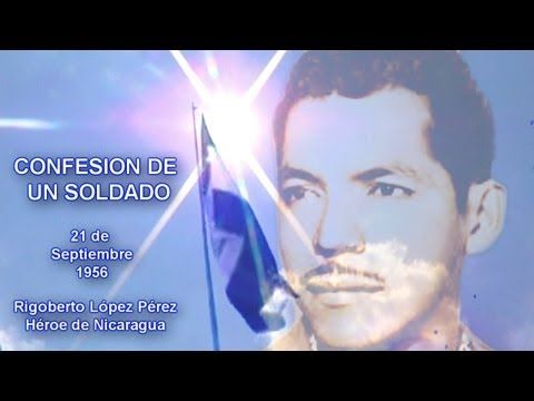 Canción Confesion de un Soldado Teaser Poema de Rigoberto López Pérez - Dayan Morales Molina - YouTube