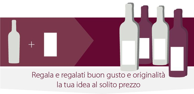 Etichette personalizzate, idee regalo 2014 :) dai un occhio al nostro sito! http://www.ibiscusgadget.it/vini/