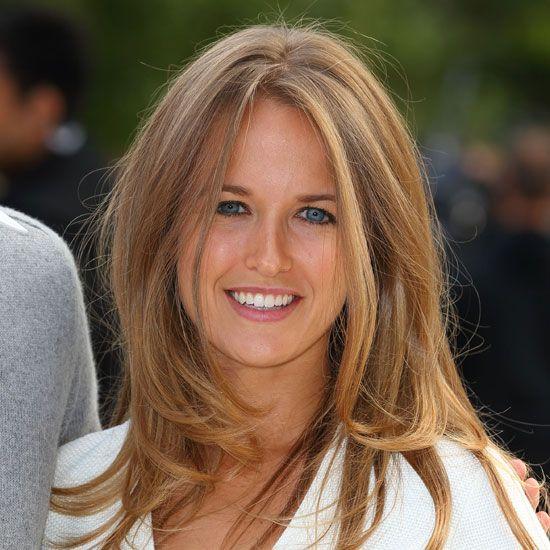 Kim Sears Voted Best Hair At 2013 Wimbledon | Grazia Beauty