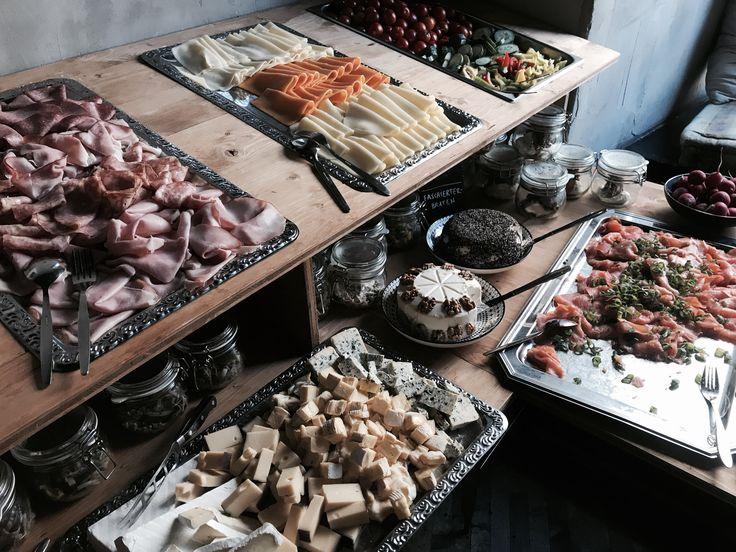Brunchbuffet  All you can Eat #cafemitte
