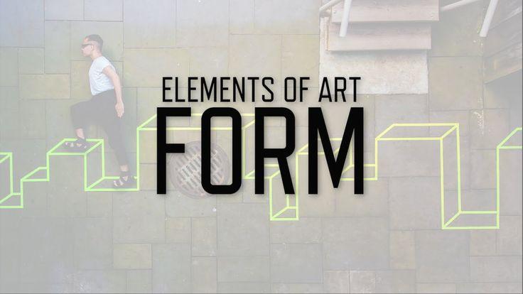 Elements of Art: Form | KQED Arts