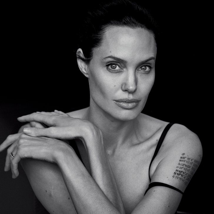 Brad Pitt Shares Thoughtful, Insightful Words About Wife Angelina Jolie
