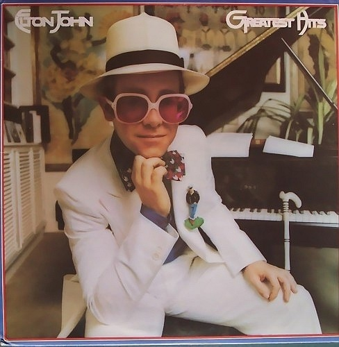 Elton - another heavy influence for this piano-playing child of the 70's. Eccentric - but then all musicians are eccentric in some facet or other.  Some just show it more than others    ;-))