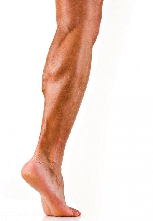 Learn how to stop cramps in calf muscles after activity or in bed at night