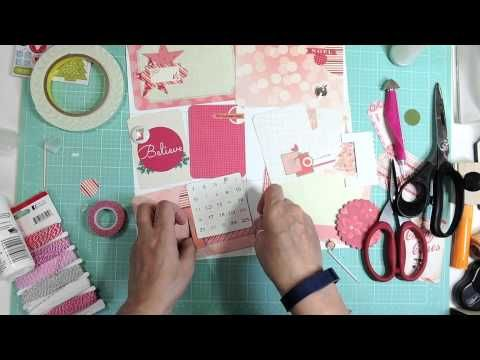 December Daily 2014: Day 4 Process Video (2014-208/240)