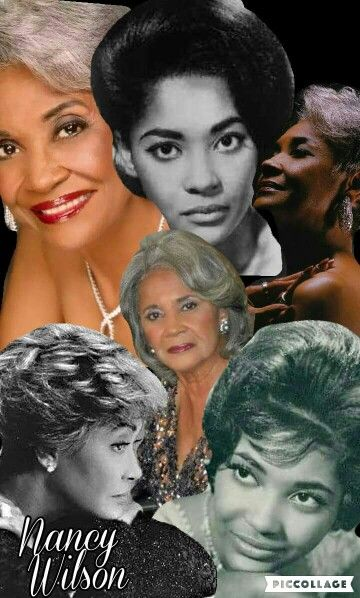 Miss Nancy Wilson...The Songstress