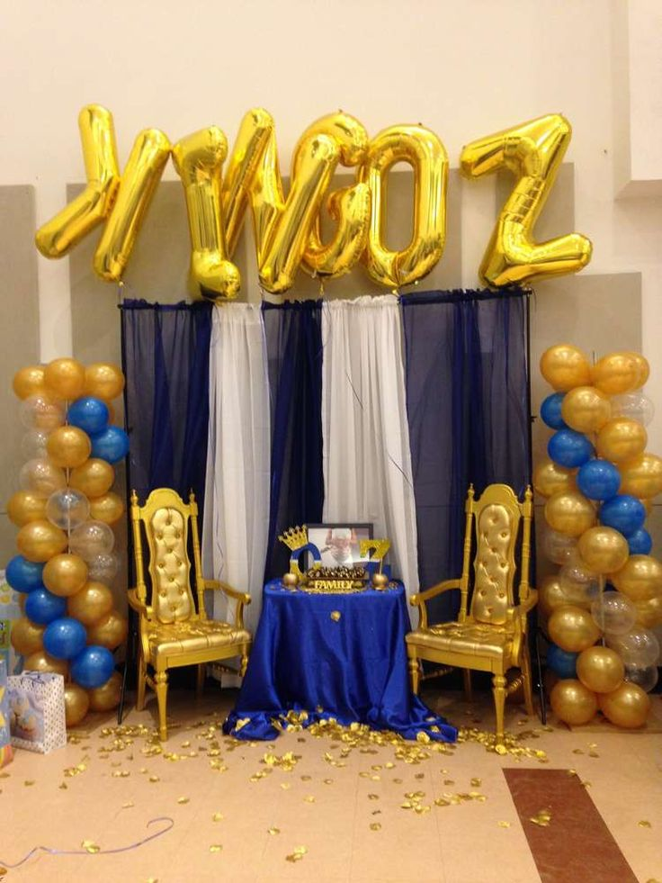Captivating Royal Baby Shower Baby Shower Party Ideas