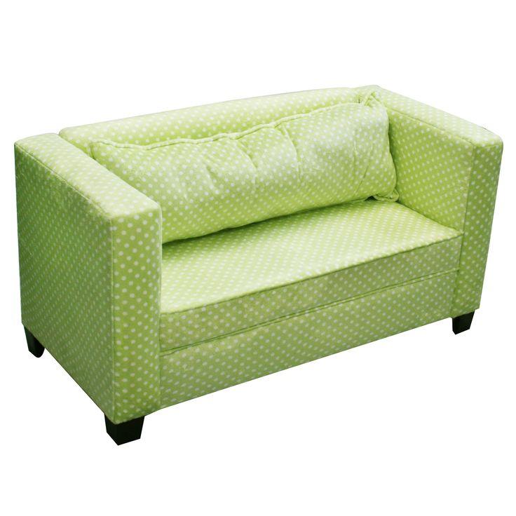 Simple Modern Kids Sofa Wayfair