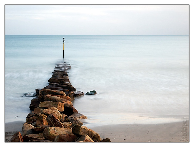 #Bretagne #Finistere © Paul Kerrien  http://toilapol.net  Ile-Tudy : pose longue / long exposure