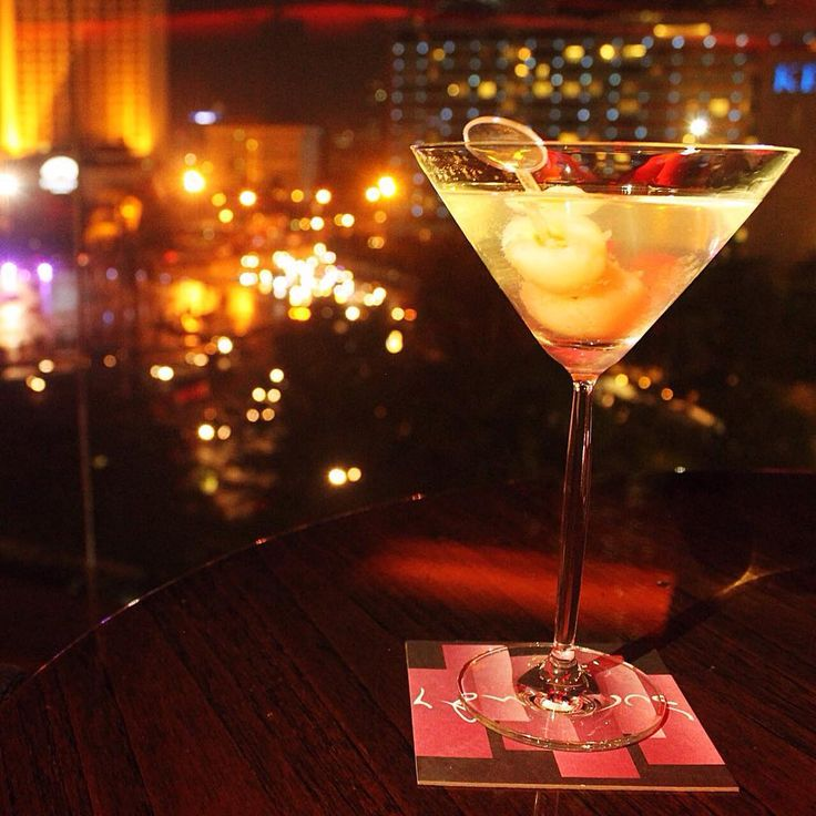 Exotic, alluring, and intriguing. The Lychee Martini from Burgundy bar at Grand Hyatt Jakarta has a striking taste reminiscent of rose petals and litchi.