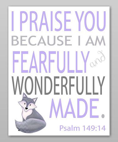Farmhousefive Art For Kids Gray Lavender 39 I Praise You