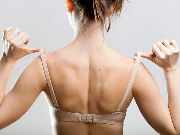 How To Get Rid Of Bra Marks On Shoulders